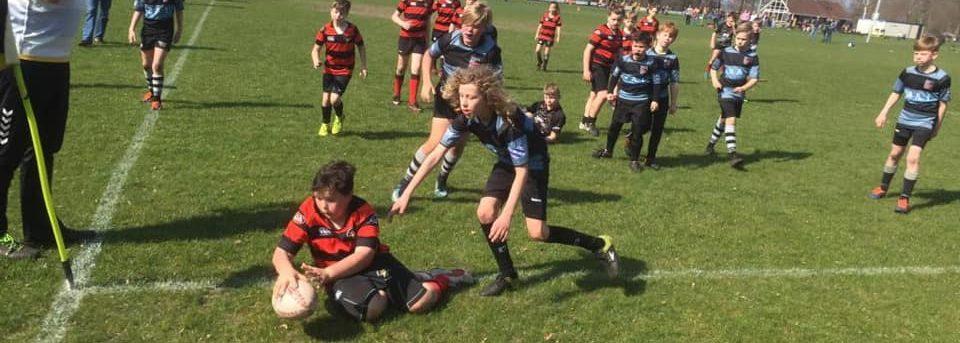 rugby jeugd havelte