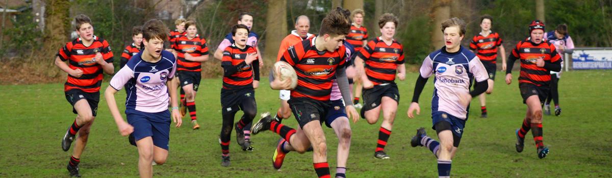 junioren rugby havelte
