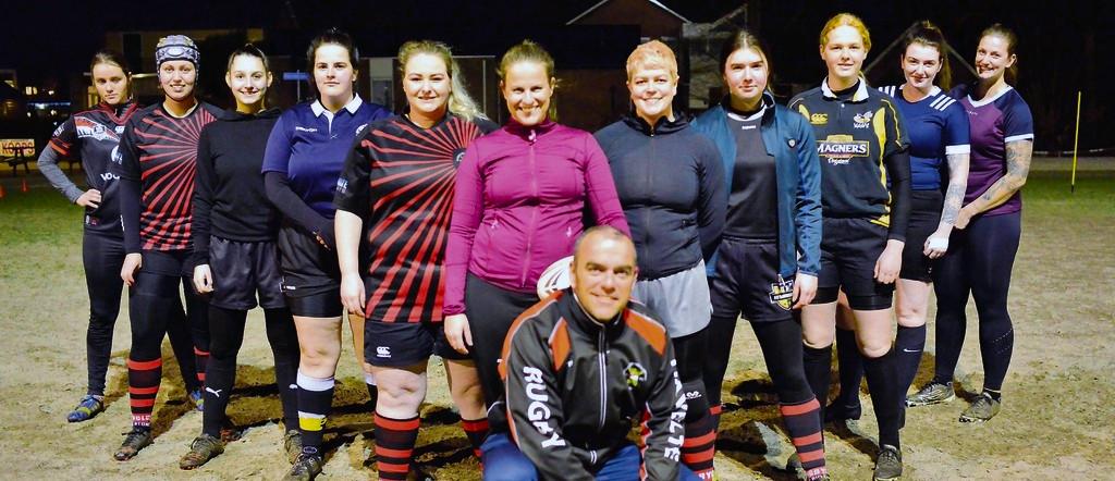 damesteam rugby havelte