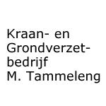 Kraan en Grondverzetbedrijf M Tammeleng